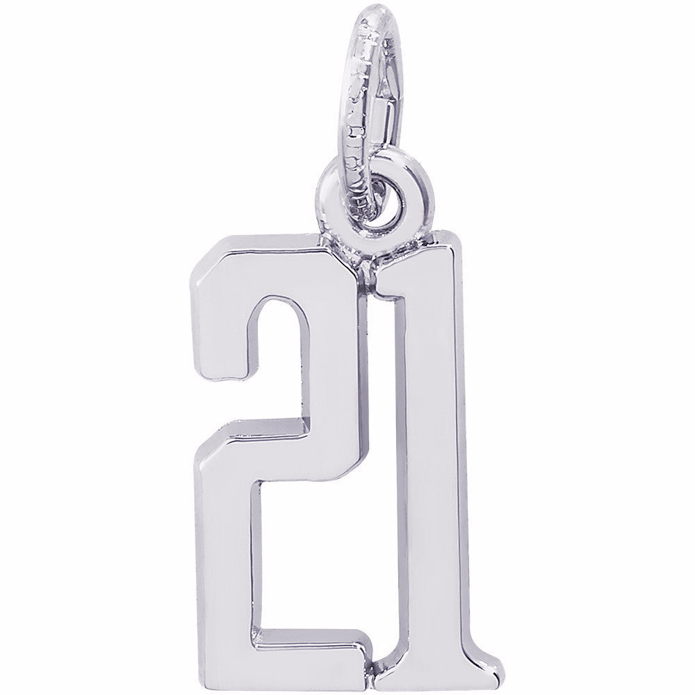 That's My Number - Rembrandt Charm - Pi Style Boutique - Rembrandt - 2