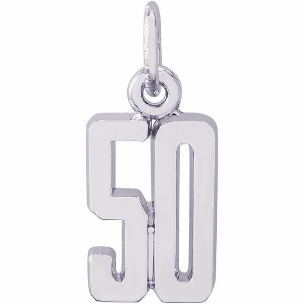 That's My Number - Rembrandt Charm - Pi Style Boutique - Rembrandt - 3
