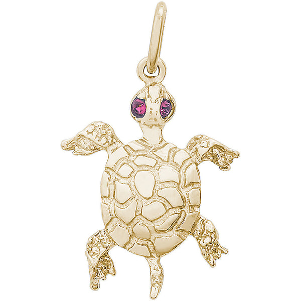 Turtle - Rembrandt Charm - Pi Style Boutique - Rembrandt - Accessories - 1