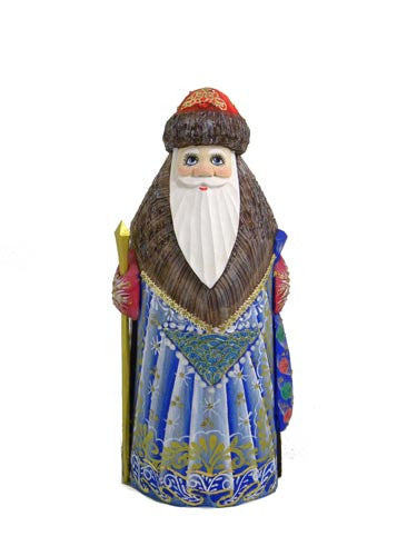 Santa With Blue Gown - Pi Style Boutique - Alkota - 1