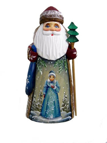 Santa With Snowmaiden - Pi Style Boutique - Alkota - 1