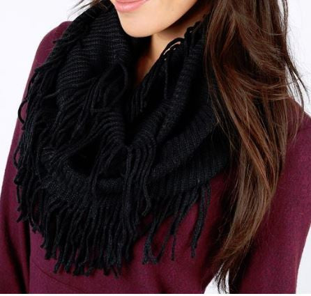 See Right Though - Neck Warmer Scarf