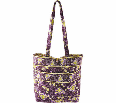 10065-017 - Shopper Tote - Purply Pear - Stephanie Dawn - Made in Ohio! (2014)