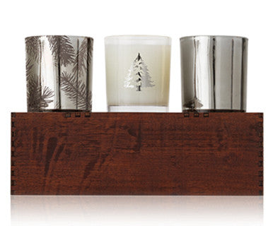 Frasier Fir- Thymes Candle Trio