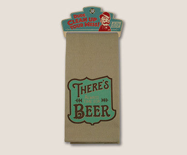 Bar Towel - Time for Beer