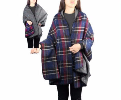Best of Both - Reversible Wrap
