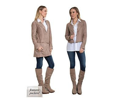 Keep it zipped - Simply Noelle Jacket - Pi Style Boutique - Noelle - Clothing - 3