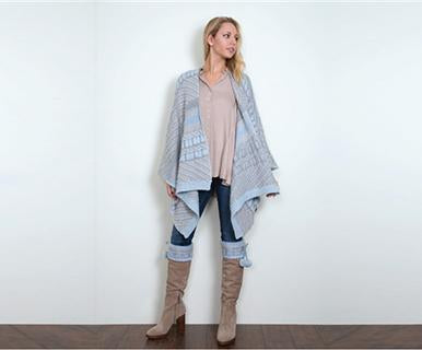 Cottage Lines - Simply Noelle Wrap
