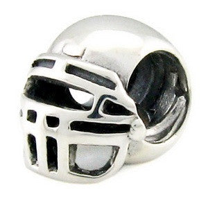 OHM Beads Football Helmet - Pi Style Boutique - OHM Beads