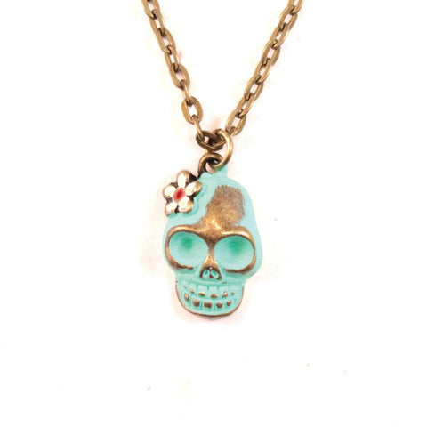 Day of the Dead - Necklace