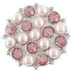 Pearl Girl - Interchangeable Snap - Pi Style Boutique - GANZ - Accessories - 3
