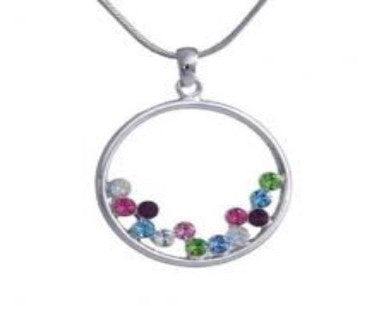 Spectrum - Annaleece Necklace - Pi Style Boutique - Annaleece - Accessories