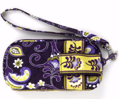 Large Everything Wristlet - Purply Pear - Pi Style Boutique - Stephanie Dawn