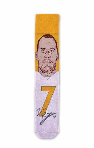 Feet Ben Roethlisberger - Freaker Socks - Pi Style Boutique - Freakers - Accessories