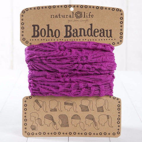 Crocheted - Natural Life Boho Bandeau