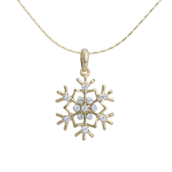 Winter Flurry - Annaleece Necklace - Pi Style Boutique - Annaleece - Accessories - 2