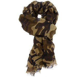Camo Chic - Style 101 Scarf (FINAL SALE)