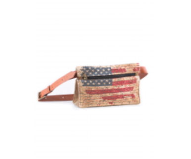 American Flag - Mona B Belt Bag - Pi Style Boutique - Mona B - Accessories