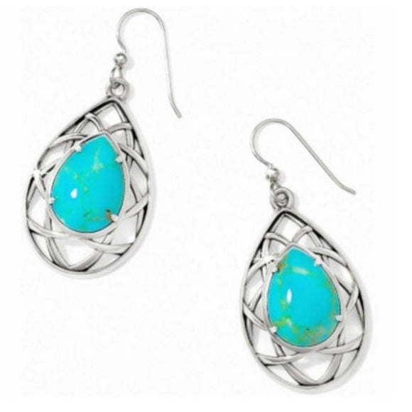 Tranquil - Brighton earrings