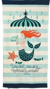 We always look for the silver lining, and this beach towel is designed t... click for more information