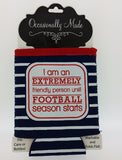 Game Time - Neoprene coozie - Pi Style Boutique - Occasionally Made - 3