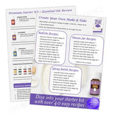 Essential Oils 201, FREE SAMPLES for Registered Attendees