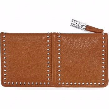 """Pretty Tough"" Large Leather Wallet - Pi Style Boutique - Brighton - 2"