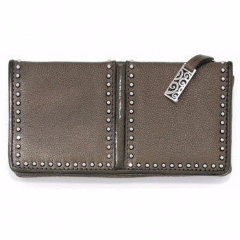"""Pretty Tough"" Large Leather Wallet - Pi Style Boutique - Brighton - 3"