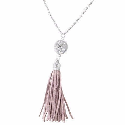 Boho Chick Tassel - Interchangable Necklace - Pi Style Boutique - Nugz - Accessories - 3