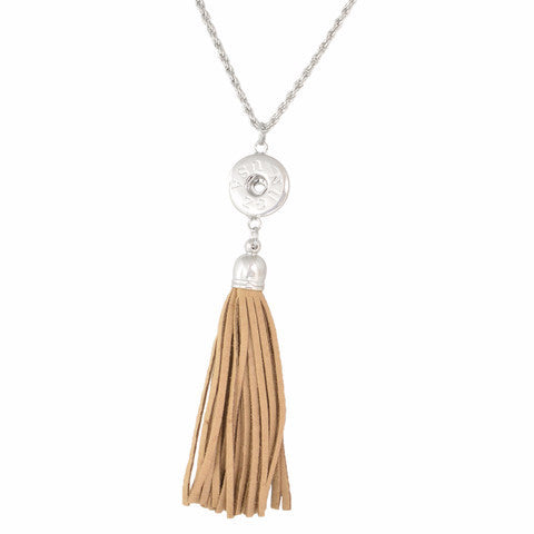 Boho Chick Tassel - Interchangable Necklace - Pi Style Boutique - Nugz - Accessories - 5