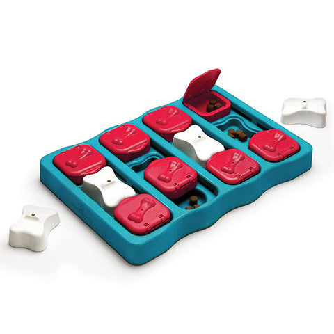 Nina Ottosson® DogBrick Interactive Puzzle Toy