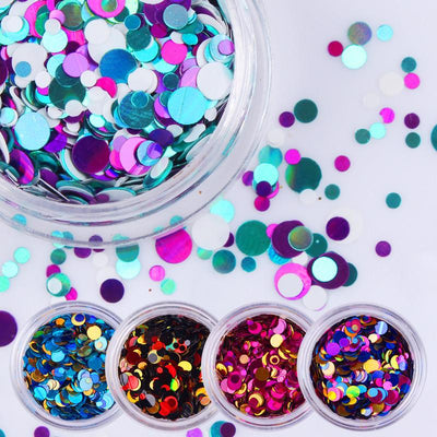NailCandi™Sequins 3D Nail Art