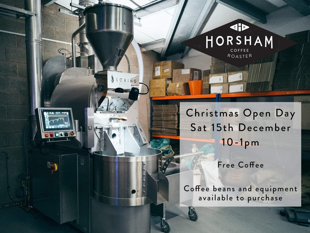 Christmas Open Day - Loring S35 Roaster Demo