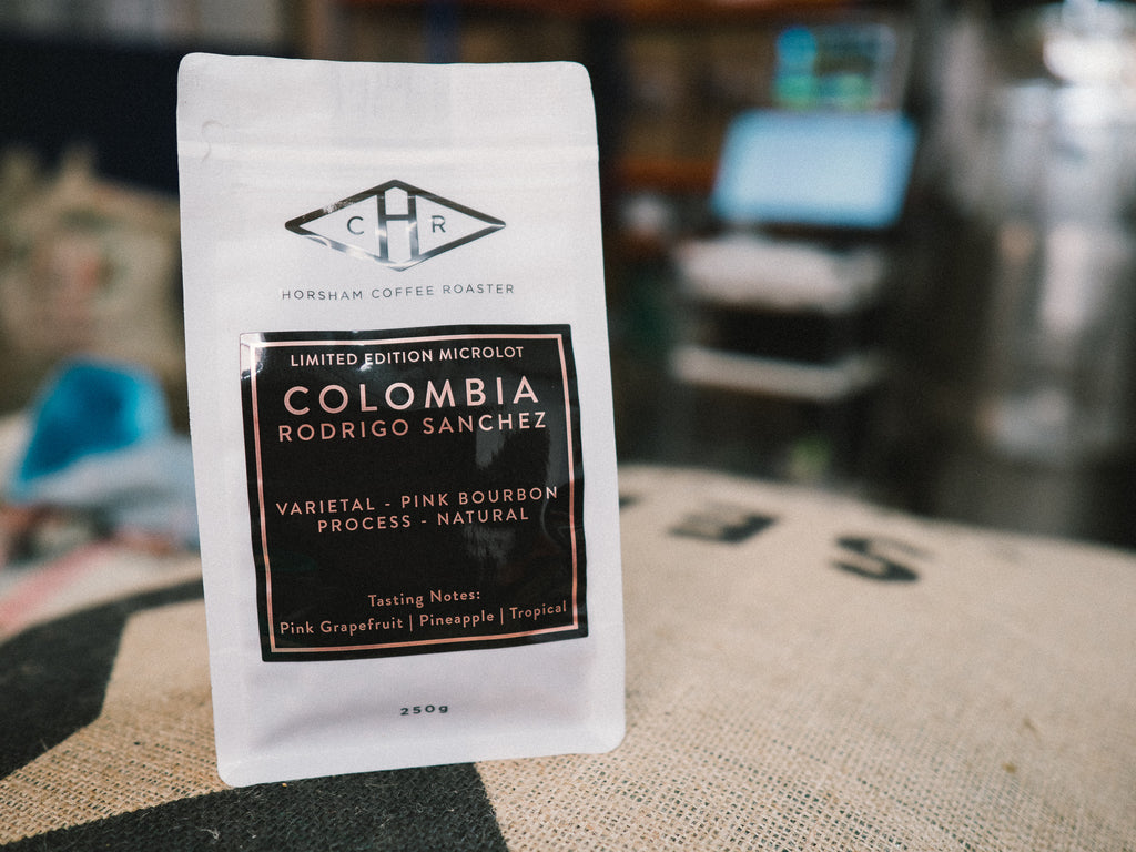 Colombia Pink Bourbon Natural - Limited Edition