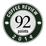 Coffee review 92 point score