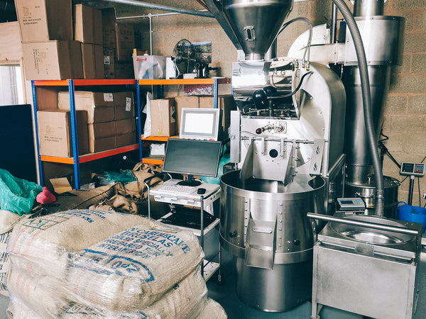 About Us How We Started Horsham Coffee Roaster