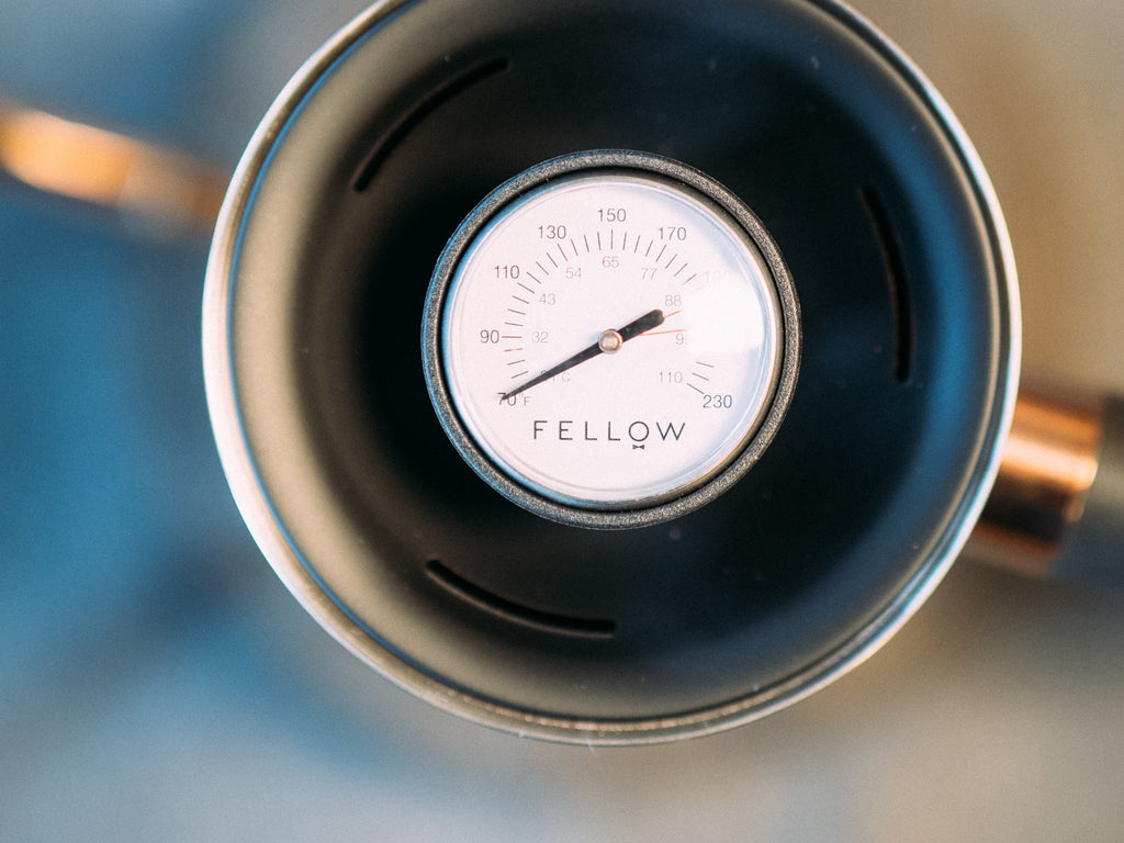 Stagg Fellow Copper Kettle for coffee