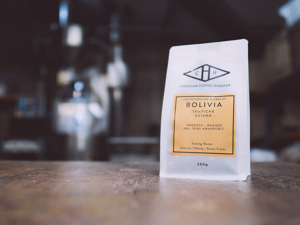 Bolivia Geisha Coffee