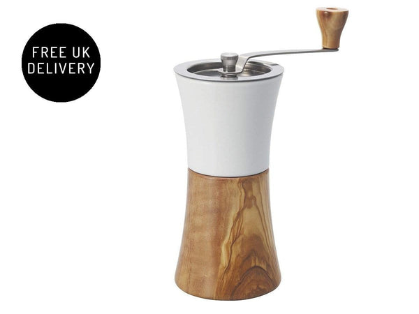 Hario Olive Wooden Coffee Grinder