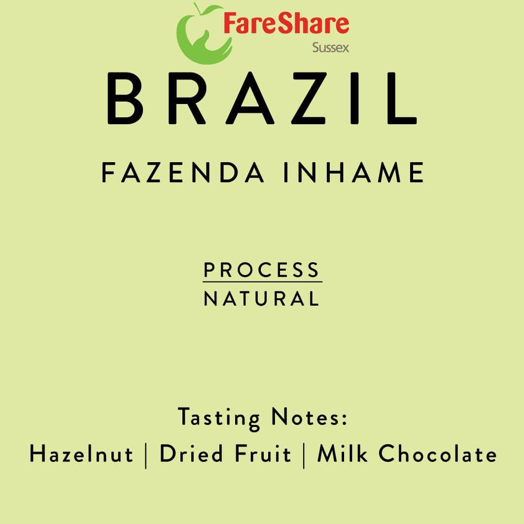 Brazil - Inhame Farm Natural