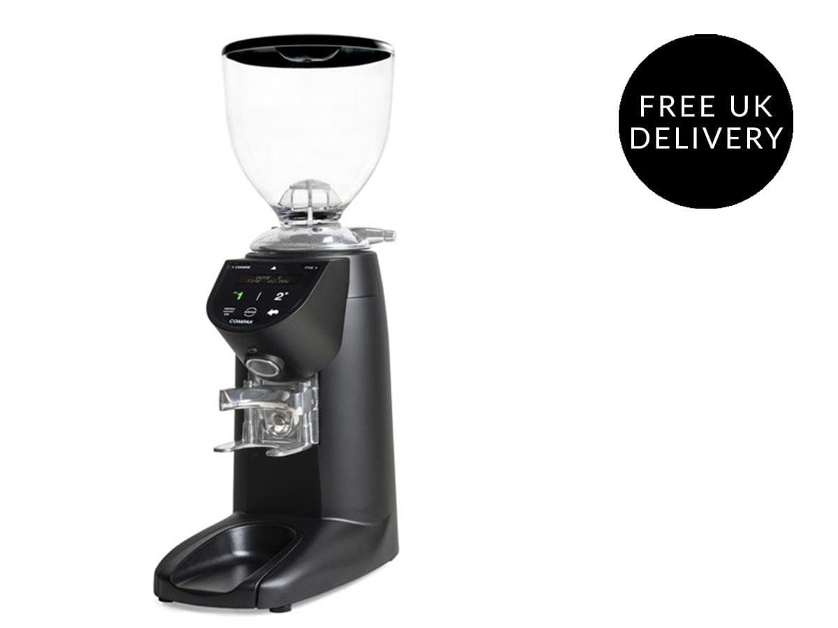 Compak E5 on demand coffee grinder