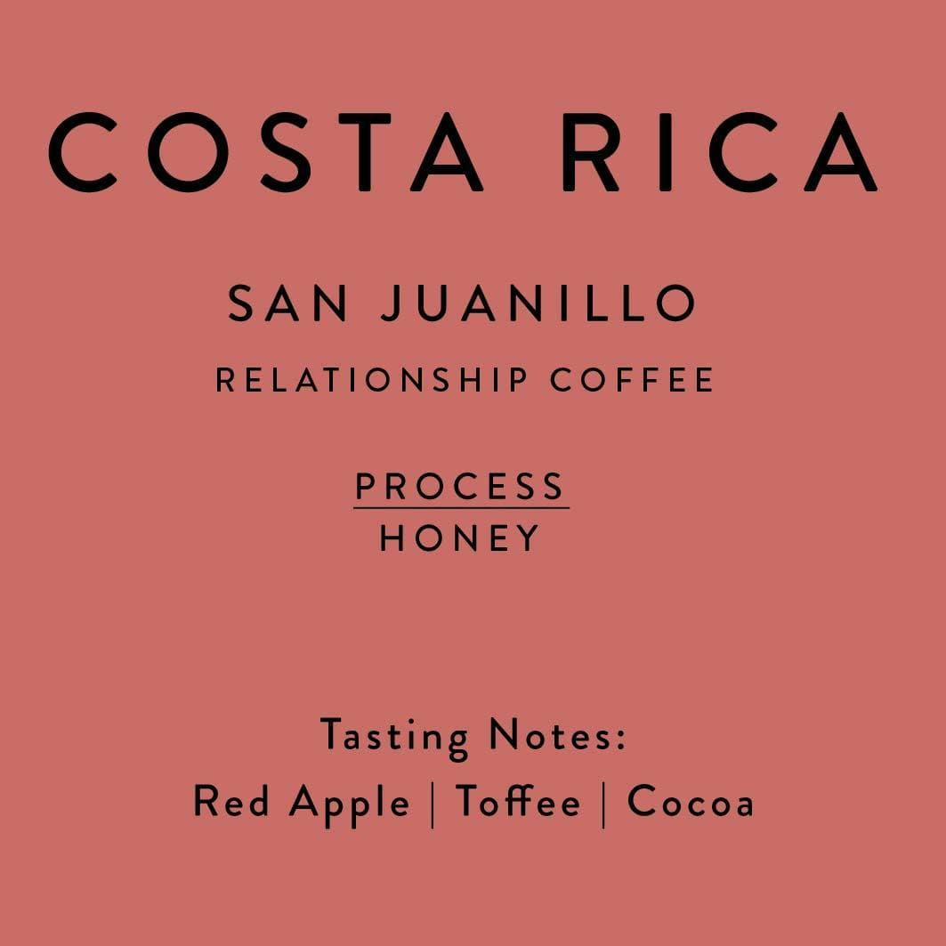 Costa Rica San Juanillo Honey Coffee