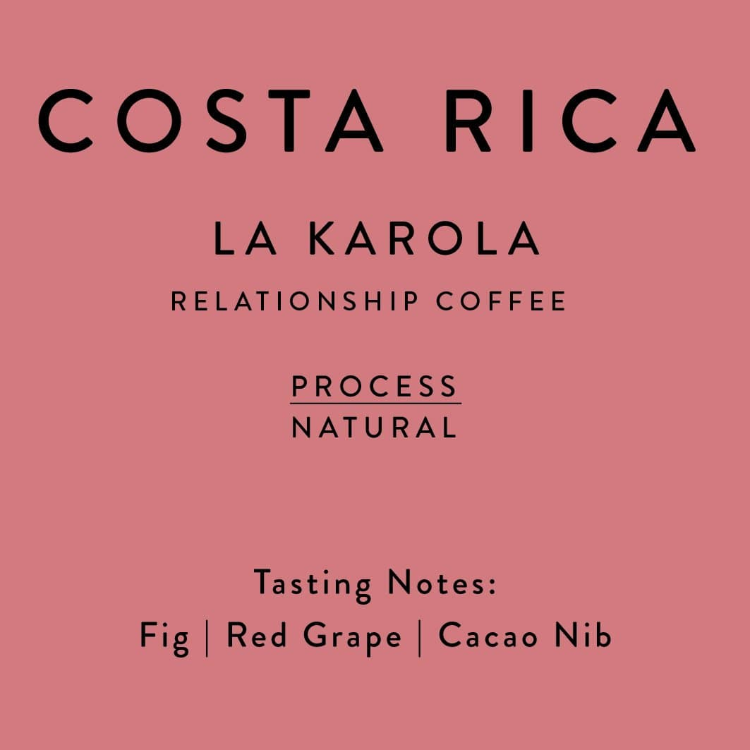 Costa Rica - La Karola Natural