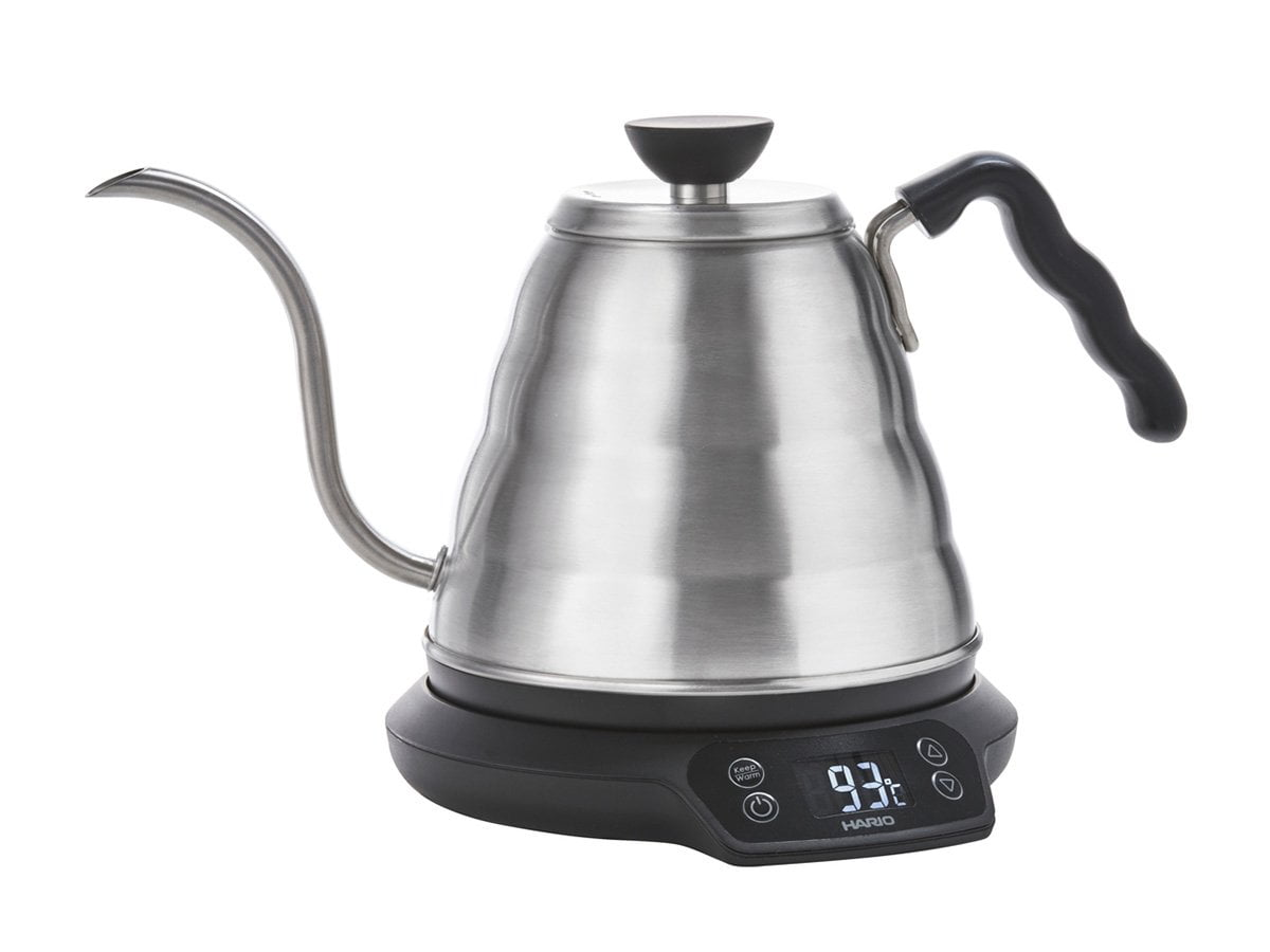 Hario V60 Buono Temperature Control Kettle 800ml - Horsham Coffee Roaster