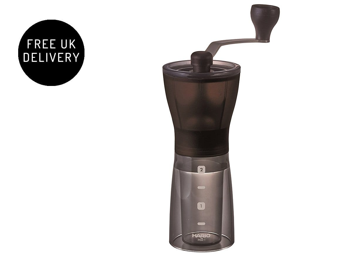 Hario Mini Mill + Coffee Bean Grinder