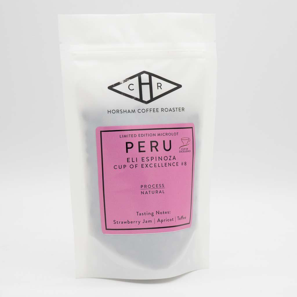 Peru cup of excellence coffee