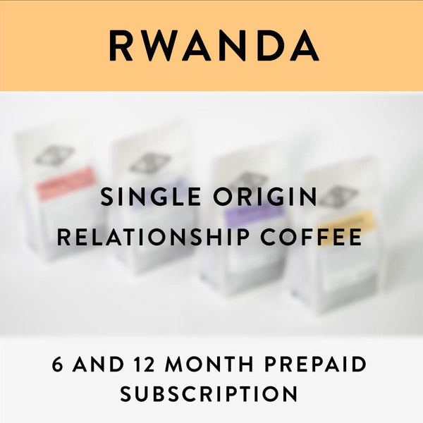 Rwanda 6 and 12 month subscription