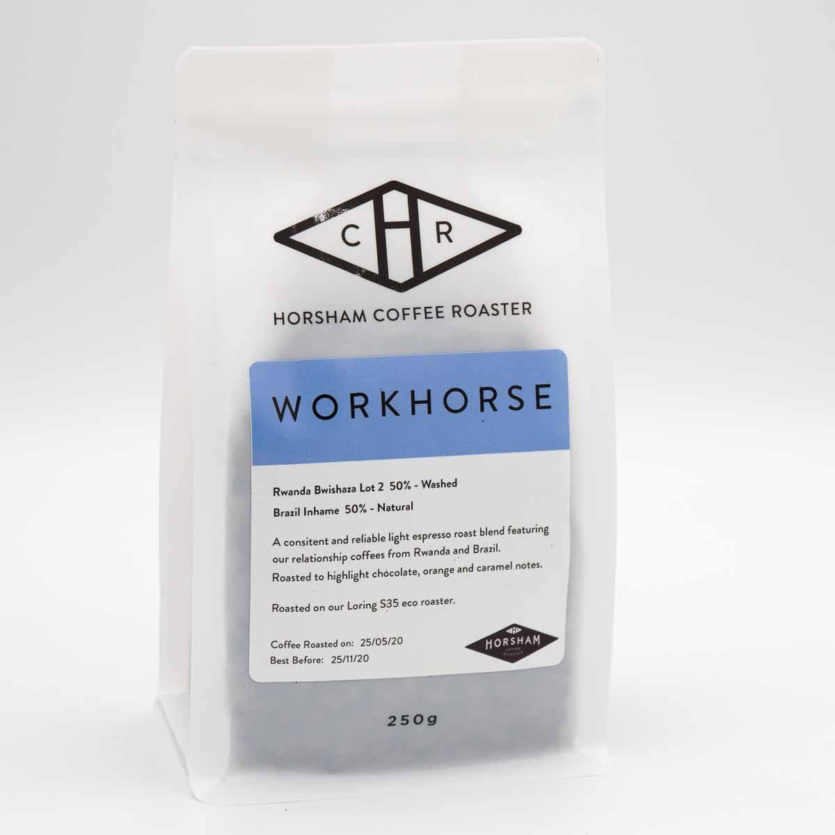 Workhorse - Horsham Coffee Roaster