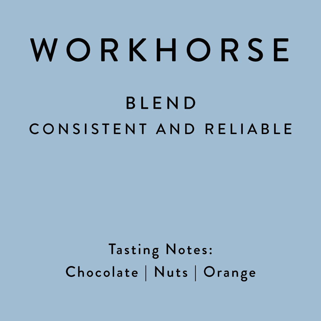 Workhorse Coffee Beans