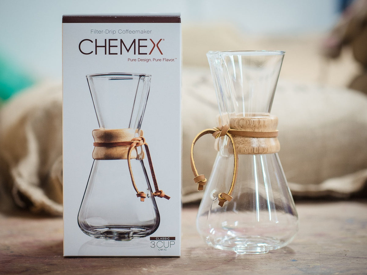 Chemex CM-1C 3 cup filter coffee maker - Horsham Coffee Roaster